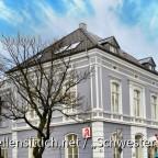 Altes Haus - Apotheke in der Stadt